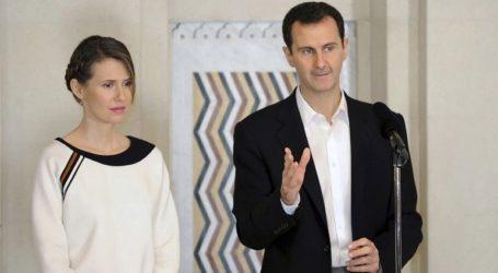 Η σύζυγος του Άσαντ ανακοίνωσε πως νίκησε τον καρκίνο του στήθους