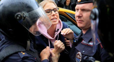 Ρωσία: Συνελήφθη ακτιβίστρια της αντιπολίτευσης