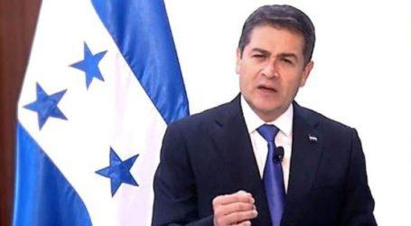 Ο πρόεδρος της Ονδούρας διαψεύδει ότι συνδέεται με διακίνηση ναρκωτικών
