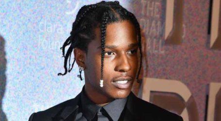 Αφέθηκε ελεύθερος ο ράπερ A$AP Rocky