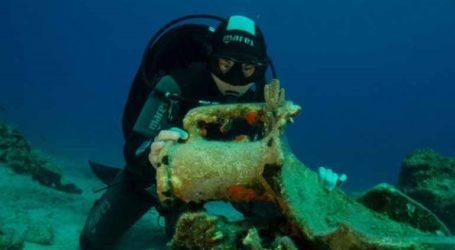 Σημαντικά ευρήματα από την ενάλια αρχαιολογική έρευνα στη νήσο Λέβιθα