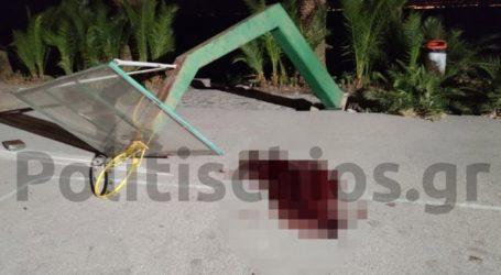 Νεκρός 19χρονος από πτώση μπασκέτας