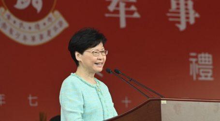 «Οι συνεχιζόμενες κινητοποιήσεις ωθούν το Χονγκ Κονγκ στα όρια μιας εξαιρετικά επικίνδυνης κατάστασης»