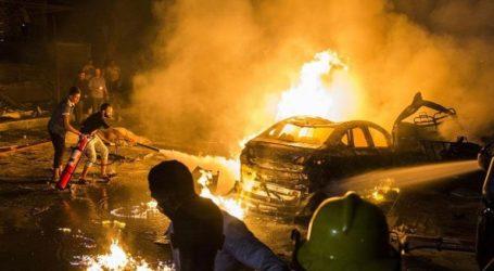 Αυξήθηκαν οι νεκροί από την πολύνεκρη σύγκρουση αυτοκινήτων στο Κάιρο