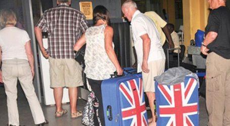 Άγνωστο πως θα κινηθούν οι άγγλοι τουρίστες την επόμενη σαιζόν
