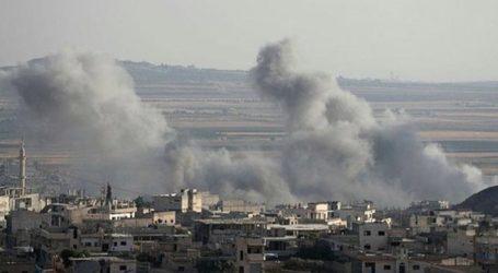 Νεκροί επτά άμαχοι από βομβαρδισμούς στη βορειοδυτική Συρία