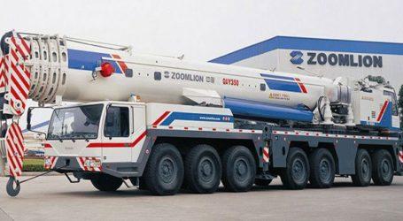 Η Zoomlion υποστηρίζει έργα βασικής υποδομής στις χώρες της πρωτοβουλίας Ζώνη και Δρόμος