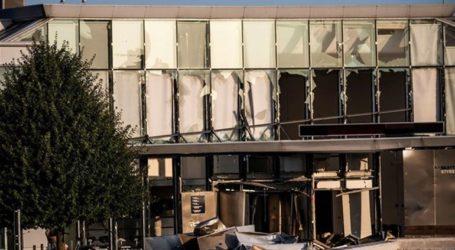 Ένας τραυματίας από την έκρηξη που σημειώθηκε στο κτίριο της Εφορίας στην Κοπεγχάγη