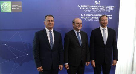 Υπέρ των ελληνικών θέσεων η Κοινή Διυπουργική Δήλωση των υπ. Ενέργειας
