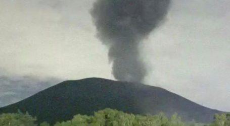Ηφαίστειο εισήλθε σε φάση έκρηξης