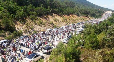 Διαδηλώσεις στην Τουρκία με αφορμή τη λειτουργία ορυχείων χρυσού