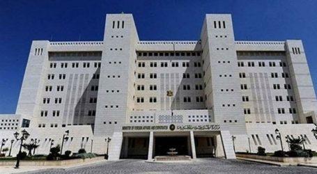 Αντιδρά η Δαμασκός στη συμφωνία ΗΠΑ-Τουρκίας για μια ζώνη ασφαλείας στη Συρία