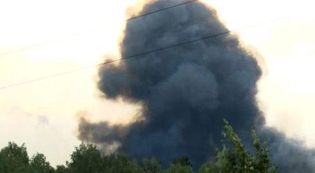 Δύο νεκροί από έκρηξη με έκλυση ραδιενέργειας σε πεδίο δοκιμών πυραύλων
