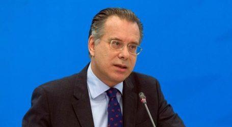 Στη Λέσβο αύριο ο αναπληρωτής υπουργός Γιώργος Κουμουτσάκος