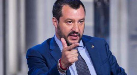 Ο Ματέο Σαλβίνι ζητεί πρόωρες εκλογές