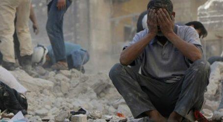 Οι αεροπορικές επιδρομές στην Ιντλίμπ έχουν προκαλέσει πανικό στον άμαχο πληθυσμό