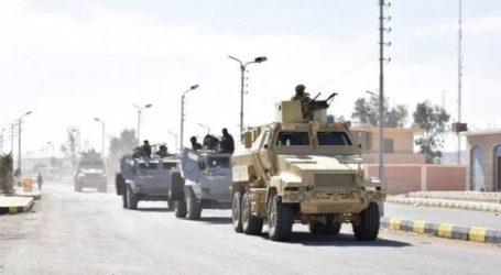 Πολύνεκρη επιχείρηση των δυνάμεων ασφαλείας της Αιγύπτου εναντίον «τρομοκρατών»