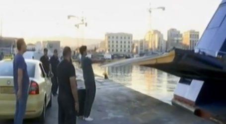 Έχασε το πλοίο στον Πειραιά για ένα δευτερόλεπτο