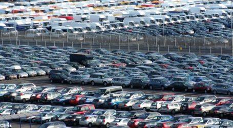 Μόλις 0,3% περισσότερα αυτοκίνητα τον Ιούλιο