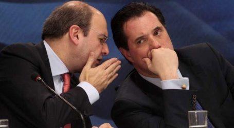 Η επιτάχυνση αδειοδοτήσεων και το Ελληνικό στη συνάντηση Χατζηδάκη-Γεωργιάδη
