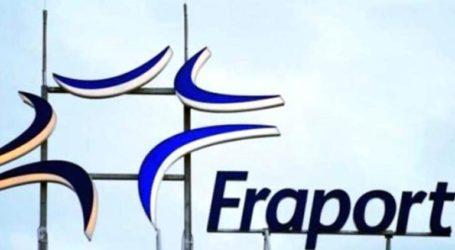 Στρατηγική συνεργασία με Fraport Greece