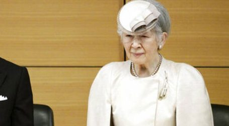Σε εγχείρηση για καρκίνο του στήθους θα υποβληθεί η πρώην αυτοκράτειρα Μιτσίκο