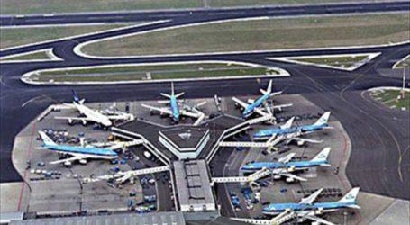 Αποκαταστάθηκε το πρόβλημα ανεφοδιασμού καυσίμων στο αεροδρόμιο του Άμστερνταμ
