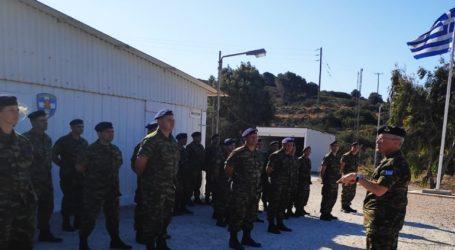 Επίσκεψη Αρχηγού Γενικού Επιτελείου Στρατού στην Περιοχή Ευθύνης της 79 και 80 ΑΔΤΕ