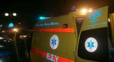 20χρονος έπεσε από μπαλκόνι στη Ζάκρο