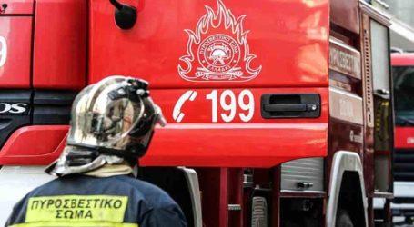 Πυρκαγιά σε σχολείο του Ηρακλείου