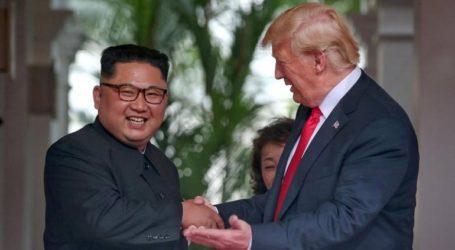 Ο Τραμπ διαβεβαιώνει πως ο Κιμ θέλει να επαναληφθούν σύντομα οι διαπραγματεύσεις για τα πυρηνικά