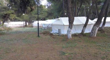 Επέστρεψαν τα παιδιά στις εγκαταστάσεις των κατασκηνώσεων του δήμου Αθηναίων