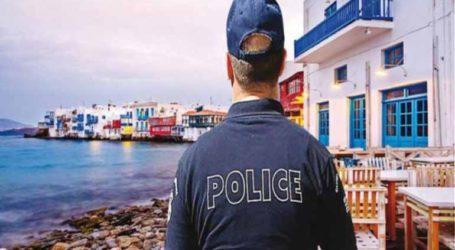 Σύλληψη αλλοδαπού στη Μύκονο