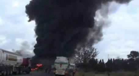 Εξήντα εννέα νεκροί από την έκρηξη βυτιοφόρου στην Τανζανία
