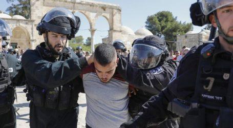 Συγκρούσεις Ισραηλινών-Παλαιστινίων στην πλατεία των Τζαμιών στην Ιερουσαλήμ