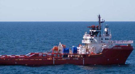 Νέα διάσωση μεταναστών από το Ocean Viking ανοιχτά της Λιβύης