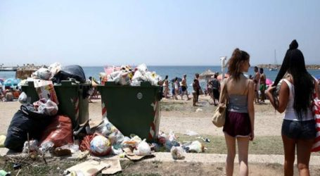 """""""Βατερλώ ανυπέρβλητου μεγέθους"""" τα σκουπίδια"""