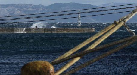 Ακυρώθηκε δρομολόγιο του «Νaxos jet» εξαιτίας ισχυρών ανέμων