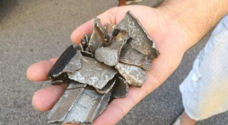 Κομμάτια αεροπλάνου έπεσαν σαν χαλάζι σε συνοικία της Ρώμης