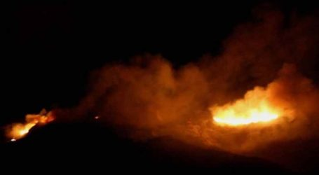Φωτιά στην περιοχή Κακόλακκος Ιωαννίνων