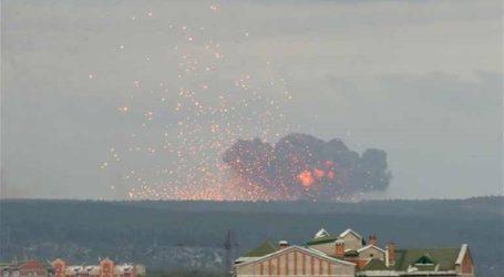 Η έκρηξη σε ρωσική βάση την περασμένη εβδομάδα συνδεόταν με τις δοκιμές «νέων όπλων», επιβεβαίωσαν οι αρχές