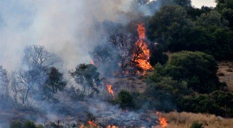 Οι τιμές ατμοσφαιρικών ρύπων στην Αττική εξαιτίας της πυρκαγιάς στην Εύβοια