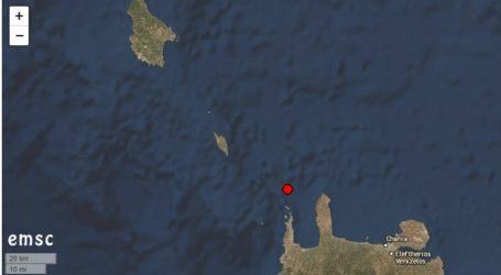 Σεισμός 4,1 Ρίχτερ στα Χανιά