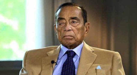 Πέθανε ο επιχειρηματίας Χουσέιν Σάλεμ, συνεργάτης του Μουμπάρακ