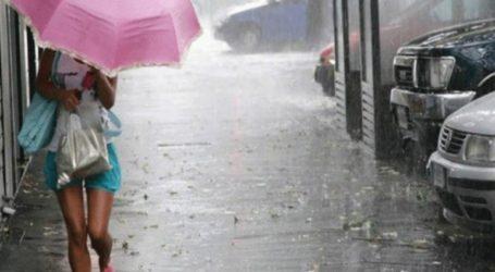 Επιδείνωση του καιρού από την Πέμπτη με βροχές και καταιγίδες