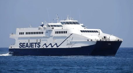 Το ANDROS JET θα εξυπηρετεί την ακτοπλοϊκή σύνδεση Αλεξανδρούπολης