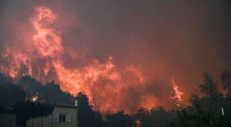 Εφικτή η πρόγνωση εξάπλωσης δασικών πυρκαγιών