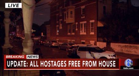 Έξι αστυνομικοί τραυματίες από πυρά ενόπλου οχυρωμένου σε σπίτι στη Φιλαδέλφεια