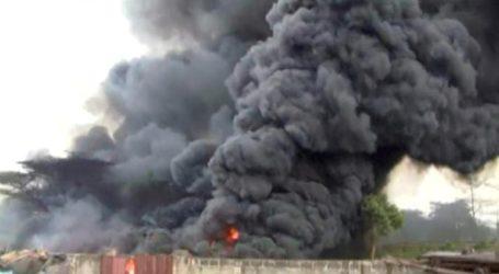 Ο απολογισμός των θυμάτων της έκρηξης βυτιοφόρου αυξήθηκε στους 85 νεκρούς