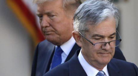 Νέα επίθεση Τραμπ στον πρόεδρο της Fed για την καμπύλη αποδόσεων των ομολόγων